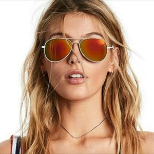 VS PINK Aviator Sunglasses
